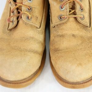 Timberland Shoes | Vintage 80s Leather Work Boots 105 Usa
